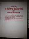 Cartes de groupe